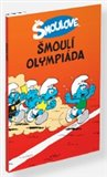 Šmoulí olympiáda - obálka