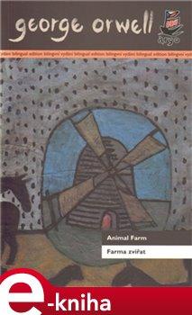 Obálka titulu Farma zvířat / Animal Farm