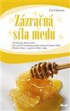 Zázračná síla medu - obálka
