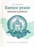 Esence praxe tibetského buddhismu ve světle uvědomění - obálka