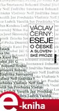 Eseje o české a slovenské próze - obálka
