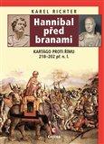 Hannibal před branami - obálka