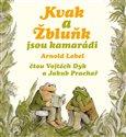 Kvak a Žbluňk jsou kamarádi - obálka