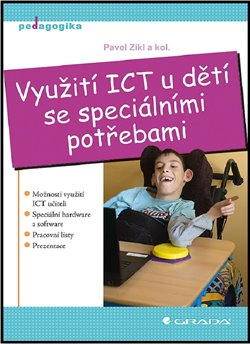 Oblka titulu Vyuit&#237; ICT u dt&#237; se speci&#225;ln&#237;mi potebami