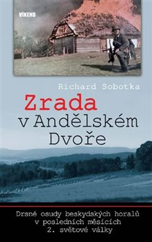 Oblka titulu Zrada v Andlsk&#233;m Dvoe