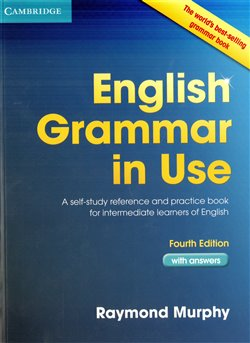 Obálka titulu English Grammar in Use with answers - 4th Edition