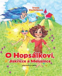 Oblka titulu O Hops&#225;lkovi, Jiskice a Meluz&#237;nce