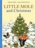 Little Mole and Christmas - obálka