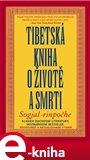 Tibetská kniha o životě a smrti - obálka