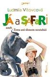 Já a safari (Kniha, vázaná) - obálka