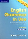English Grammar in Use - obálka