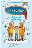 Ráj poníků (Štěstí má čtyři nohy) - obálka