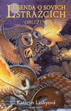 Obléhání (Legenda o sovích  strážcích 4) - obálka