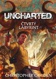 Uncharted: Čtvrtý labyrint - obálka