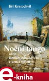 Noční tango - obálka
