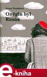 Oněgin byl Rusák - obálka