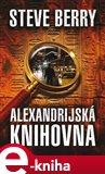 Alexandrijská knihovna - obálka