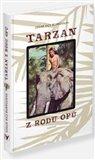 Tarzan z rodu Opů - obálka