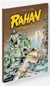Obálka knihy Rahan a rozpolcená hora