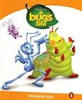 Penguin Kids 3 A Bugs Life Reader - obálka