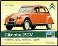 Citroën 2CV - obálka