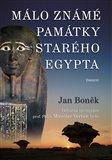 Málo známé památky Egypta - obálka