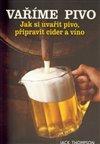 Obálka knihy Vaříme pivo