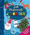 Obálka knihy Jak malovat o Vánocích