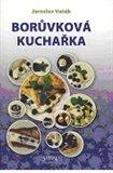 Borůvková kuchařka - obálka