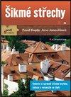 Obálka knihy Šikmé střechy