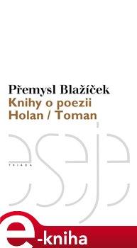Obálka titulu Knihy o poezii