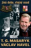 T. G. Masaryk a Václav Havel - obálka