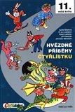 Hvězdné příběhy Čtyřlístku - obálka