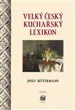 Velký český kuchařský lexikon (Kniha, vázaná) - obálka