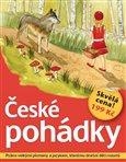 České pohádky (Psáno velkými písmeny a jazykem, kterému dnešní děti rozumí) - obálka