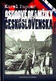 Osudové okamžiky Československa - obálka