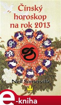 Obálka titulu Čínský horoskop na rok 2013