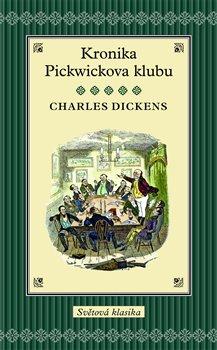 Obálka titulu Kronika Pickwickova klubu