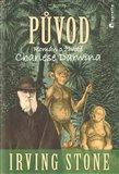 Původ (Životopisný román o Charlesi Darwinovi) - obálka