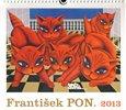 Kalendář František PON -2013 - obálka