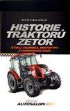 Historie traktorů Zetor - obálka