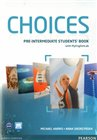Choices Pre-Intermediate SB+MyEnglishLab