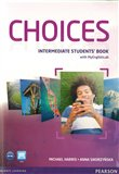 Choices Intermediate SB+MyEnglishLab - oblka