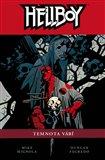 Hellboy: Temnota vábí - obálka