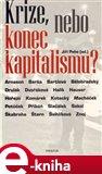 Krize, nebo konec kapitalismu? (Elektronická kniha) - obálka