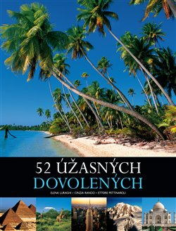 Obálka titulu 52 úžasných dovolených
