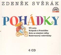Svěrák Zdeněk, CD - Pohádky 4CD, CD - Zdeněk Svěrák
