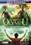 Neptunův syn (Bohové Olympu 2. díl) - obálka