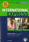 International Express Intermediate Studen´t Book + DVDROM
