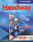 New Headway Intermediate Student ´s Book Fourth edition + i tutor DVDROM - obálka